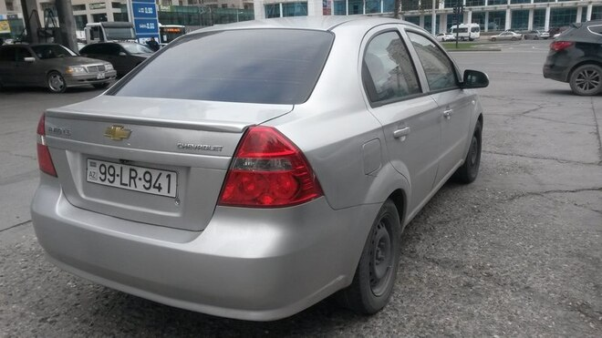 Chevrolet Aveo Turbo Az