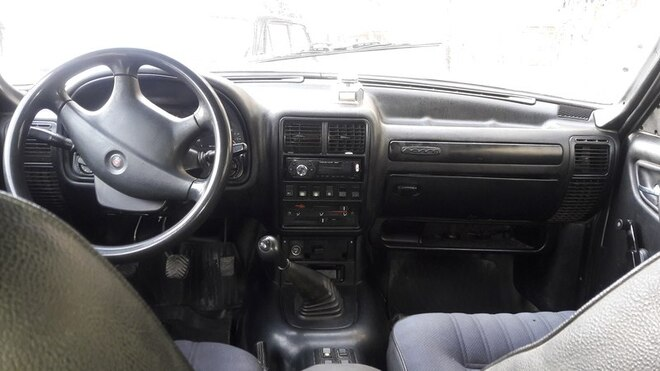 Gaz 31105 Turbo Az
