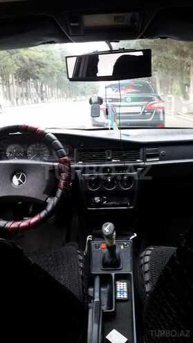 Mercedes 190 1990, 250,000 km - 2.0 l - Şirvan