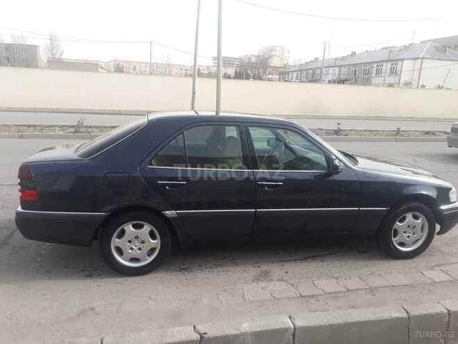 Mercedes C 220 1996, 276,887 km - 2.2 l - Sumqayıt