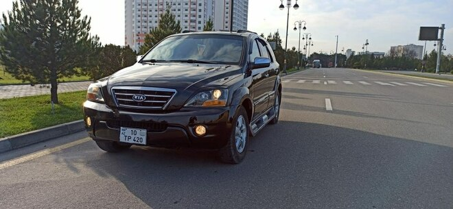 Kia Sorento 2006, 218,237 km - 3.8 l - Bakı