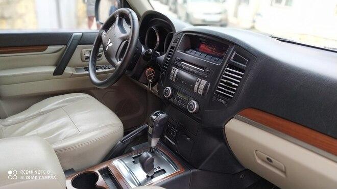Mitsubishi Pajero 2007, 115,000 km - 3.0 l - Bakı
