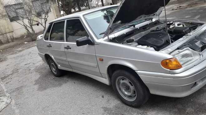 Lada Vaz 2115 2009 Turbo Guru