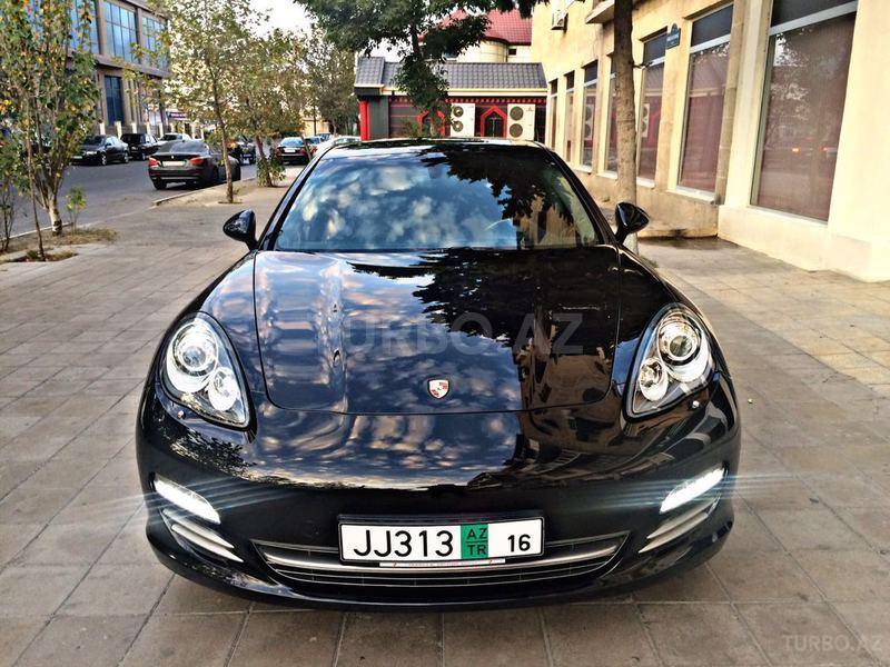 Porsche Panamera  TurboAz