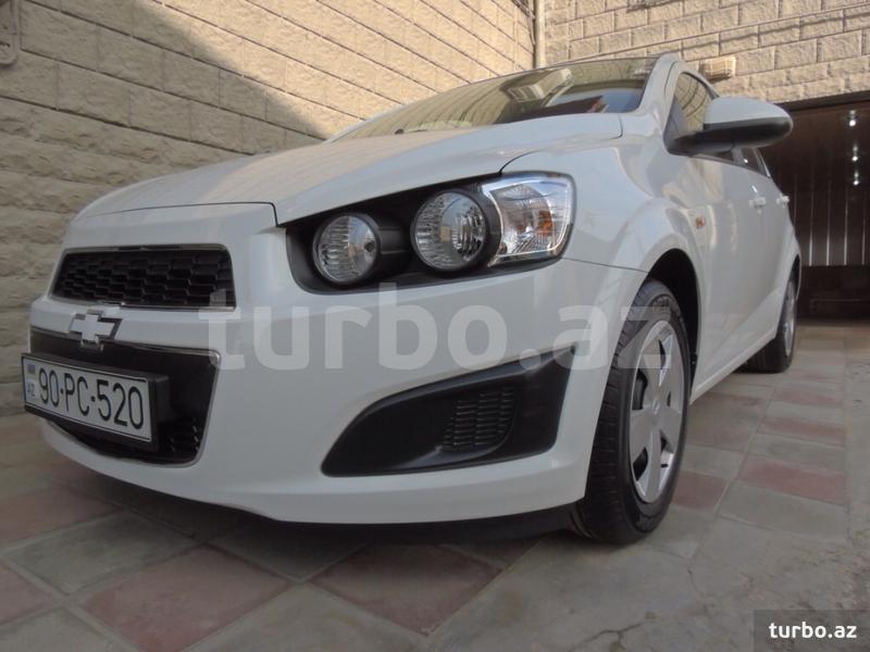 Chevrolet Aveo Turbo