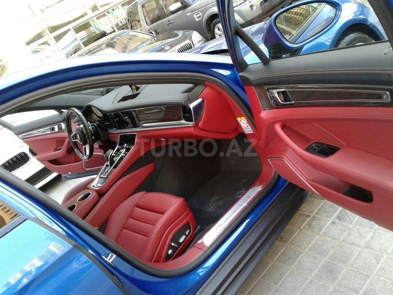 Porsche Panamera 4S  TurboAz