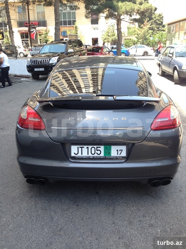 Porsche Panamera Turbo Sport Turismo  TurboAz
