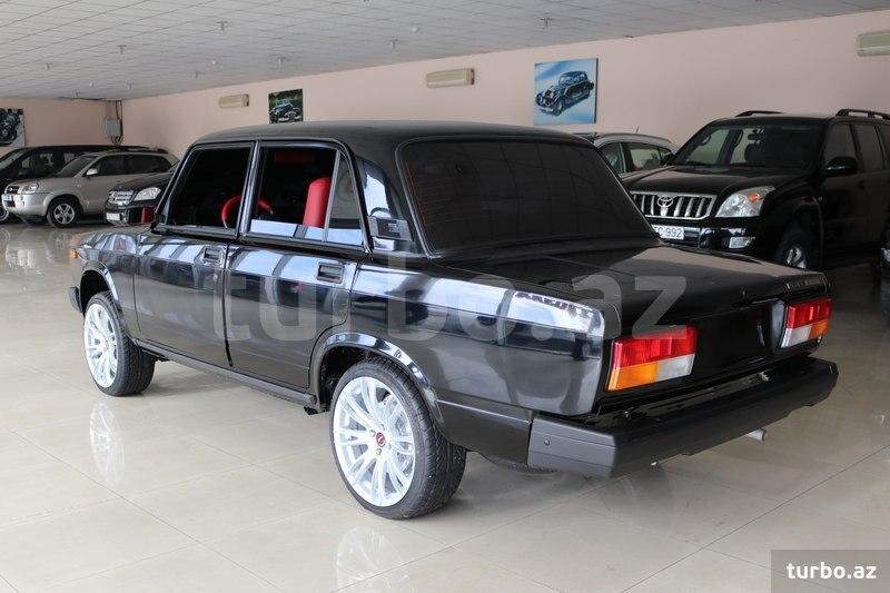 LADA (VAZ) 2107 - Turbo.Az on