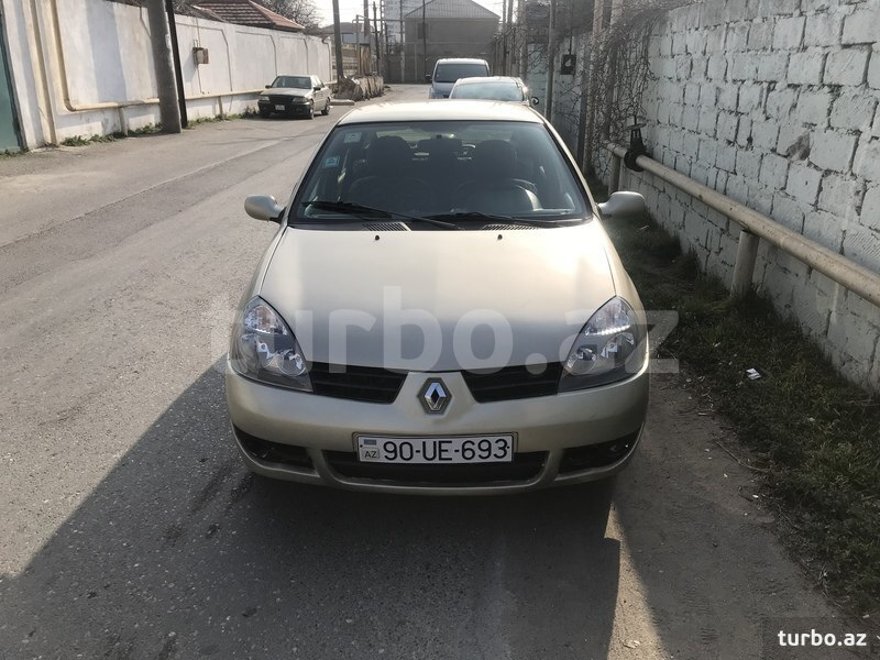 Renault Symbol Turbo