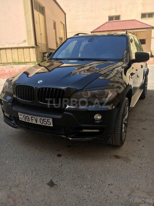 BMW X5 - Turbo Az