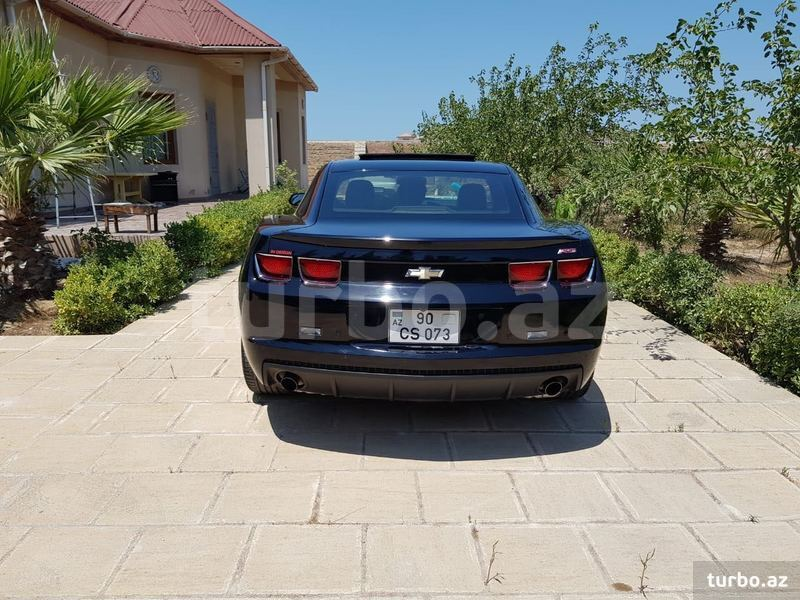 Chevrolet Camaro Turbo