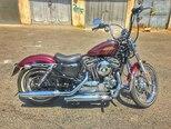 Harley-Davidson Sportster Seventy Two