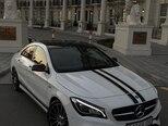 Mercedes CLA 220